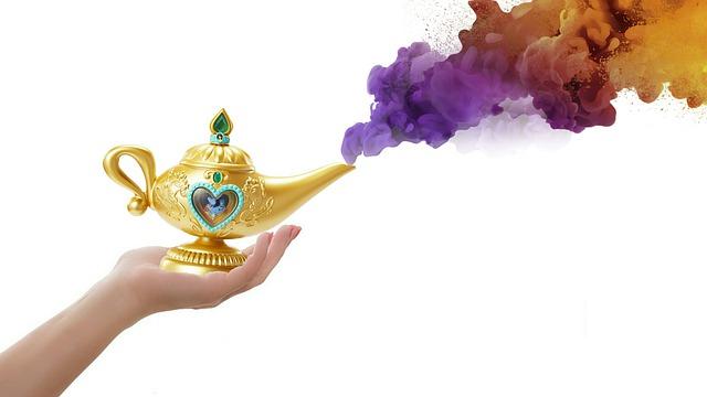 1.アラジンと魔法のランプ(大アルカナ):インナーチャイルドカードの意味