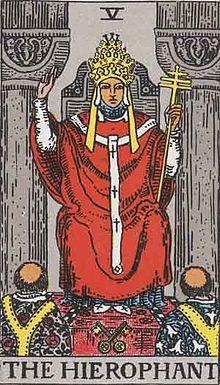 ライダー教皇